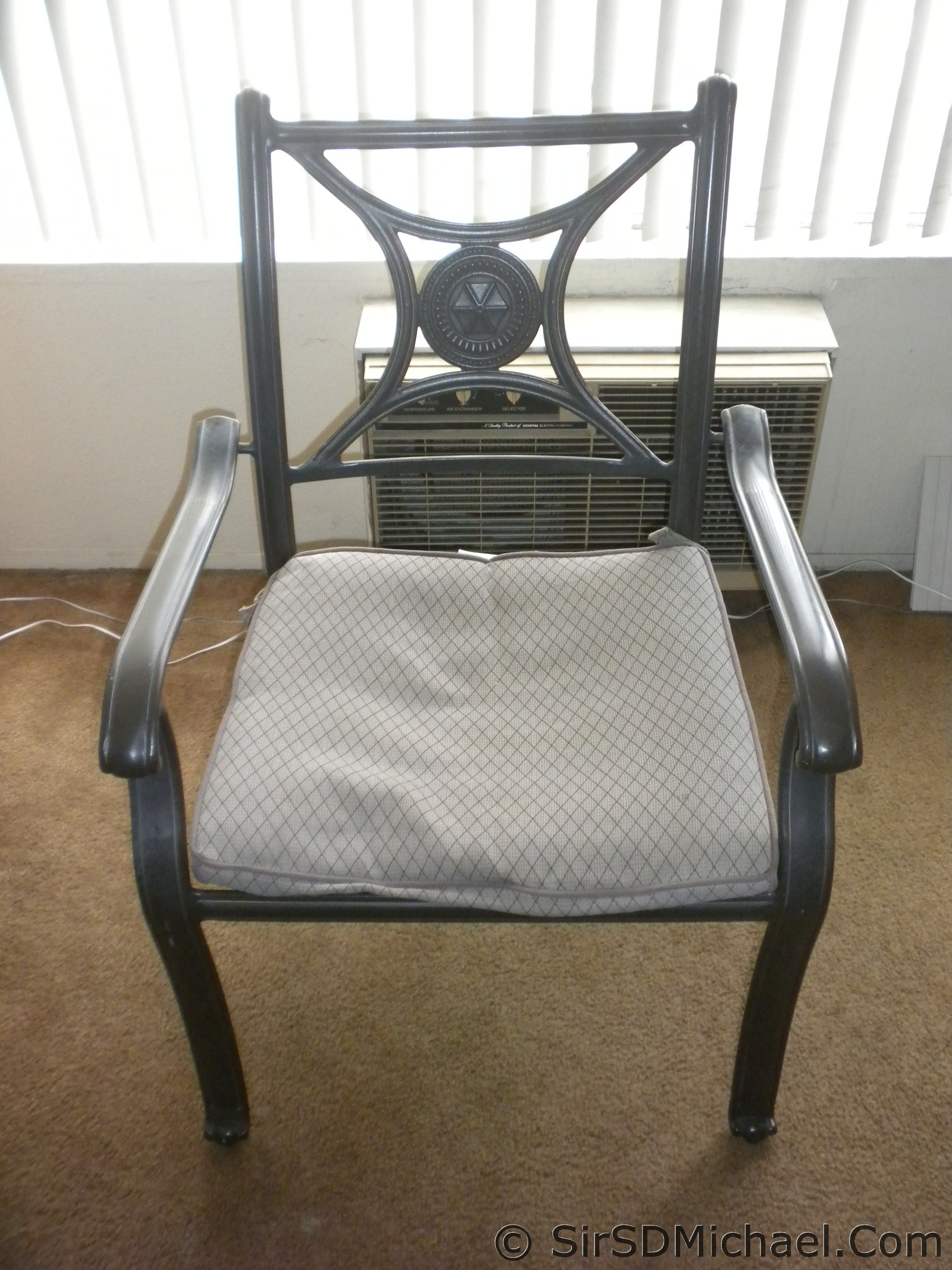 Bondage Chair - Still needs a bit of work but is quite functional.